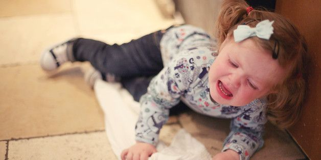 Four Reasons Why You Shouldn't Ignore or Punish Toddler Tantrums