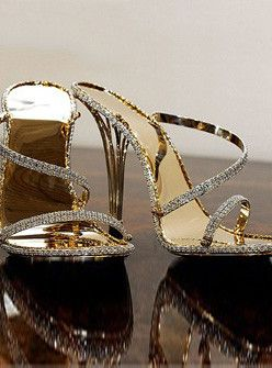 Seriously? These Are The World's Most Expensive Shoes+#refinery29
