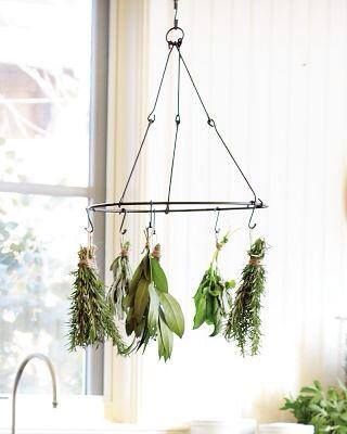 1000 Ideas About Herb Drying Racks On Pinterest Root