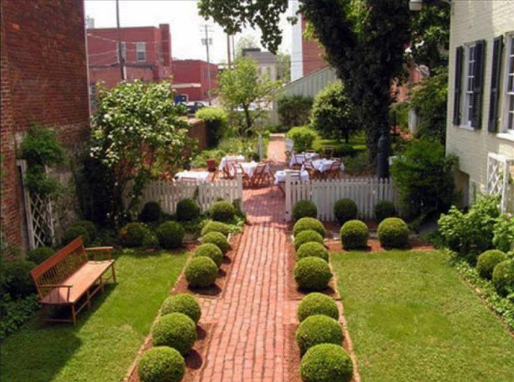 28 best front garden ideas images on Pinterest Back garden ideas