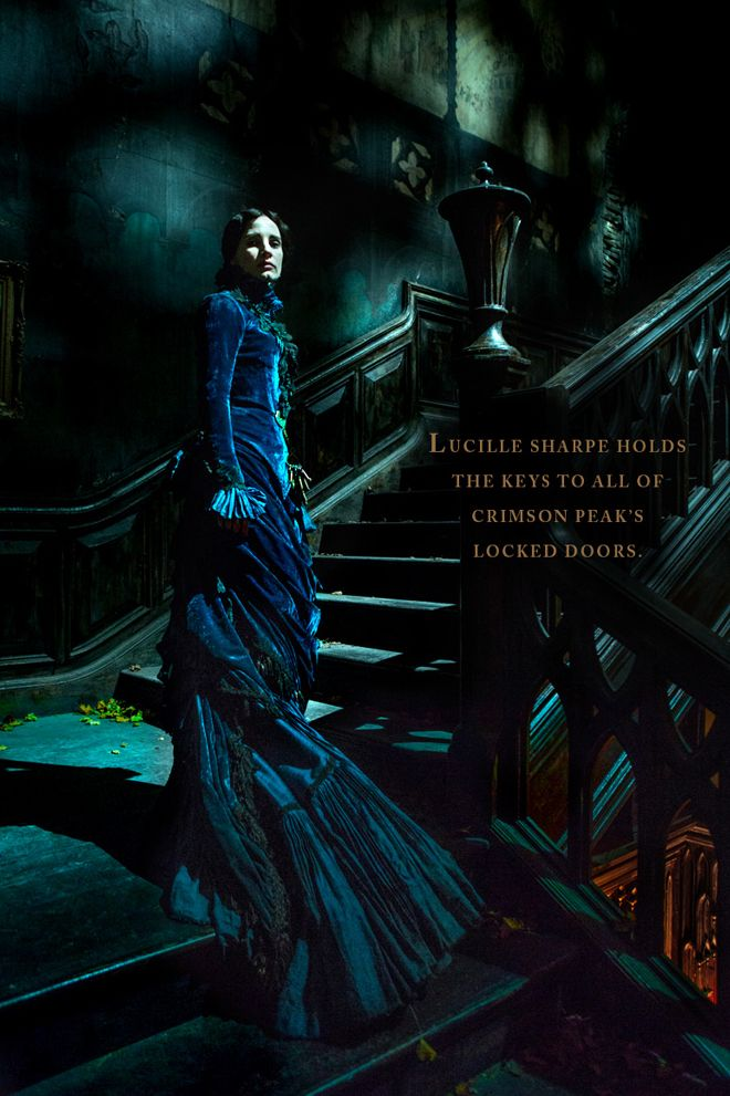 Crimson Peak (2015) - October 16, 2015: