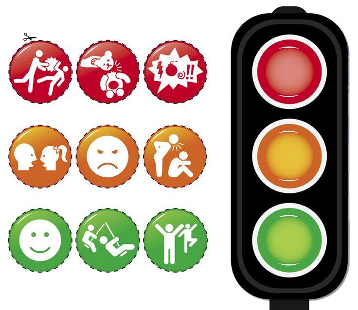 RUZIEMETER: Moet je vaak scheidsrechter spelen bij ruzies? Laat kinderen zelf ontdekken wanneer ze te ver gaan en wat ze kunnen doen. Hang de ruziemeter op een zichtbare plaats en hou van op afstand in de gaten of ze er zelf mee aan de slag gaan.