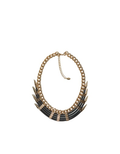 INTERWOVEN STRAPS NECKLACE - Accessories - Accessories - Woman - ZARA