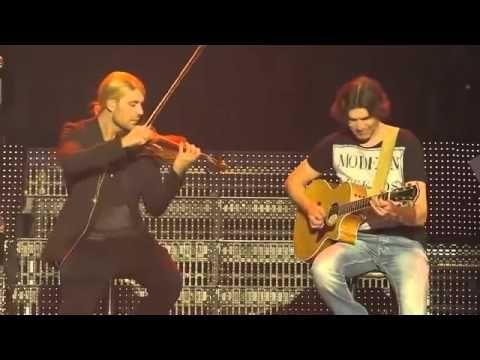 David Garrett - Rock Symphonies EPK - YouTube