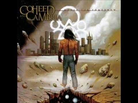 "Welcome Home - Coheed and Cambria.    ""You seem to take premise to all of these songs..."""
