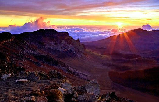 Haleakala Sunrise Tour | Roberts Hawaii