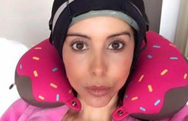 Suzana Gullo Mion enfrenta câncer de mama e faz desabafo nas redes sociais