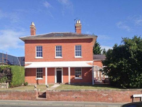 Tupsley House