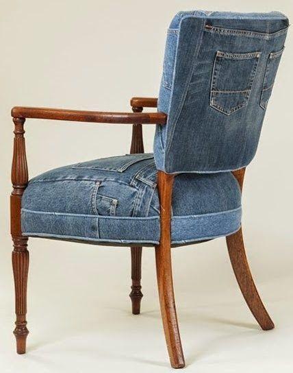 Formosa Casa: Jeans Como Inspiração!