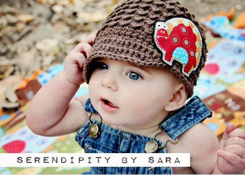Baby Boy Dinosaur Hat Newsboy hat Crochet Baby Hats by azek2000, $20.00