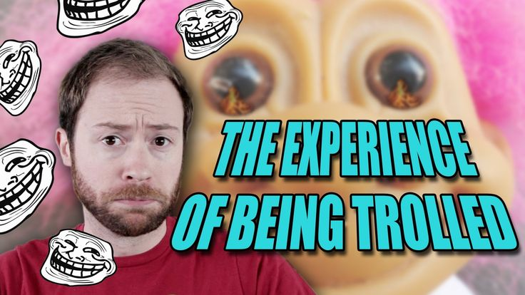 The Experience of Being Trolled  on PBS Idea Channel