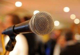 Emceeing a Wedding: Get there early and rehearse