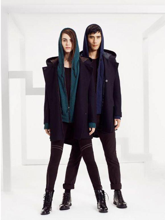 Nueva campaña moda joven Otoño - Invierno 2014-15