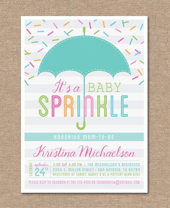 705 best Invitations Card by Nataliesinvitation images on - baby shower invite templates