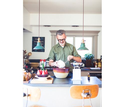 J.Crew | Blog: In the Kitchen with�Frank Muytjens