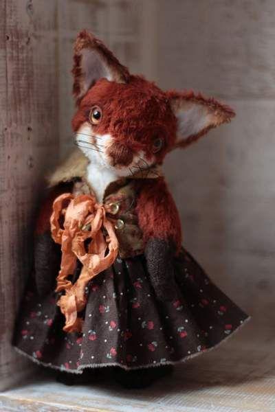 Fox Jeffries By Anzhelika Costin - Bear Pile