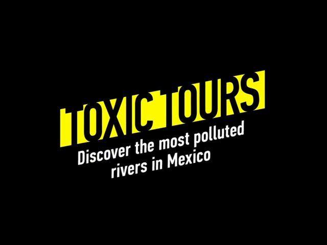 Toxic Tours - Greenpeace Mexico. Golden Lion (PR) Bronze (Promo)