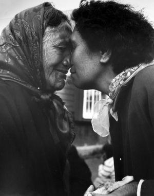 Ans Westra Turangawaewae Marae, Ngaruawahia , 1963