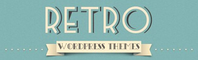 25 Retro WordPress Themes You Won't Find Anywhere Else #WordPress ...