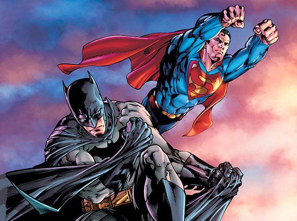 Warner Bros. reveals plans for a Batman/Superman film at Comic-Con — UPDATED | EW.com