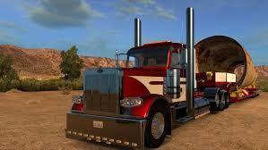 Image result for peterbilt 379 heavy haul american truck simulator