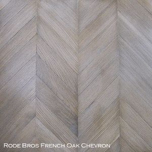 french oak chevron hardwood flooring