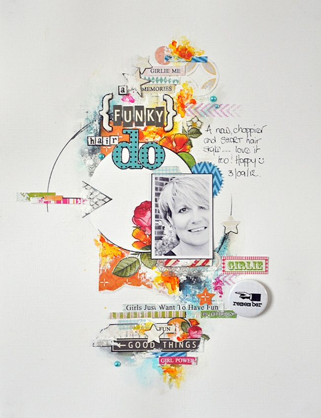 Funky Do: Webster's Pages by Emma Trout