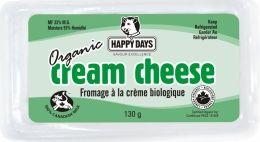 Organic Cream Cheese | Happy Days Dairy