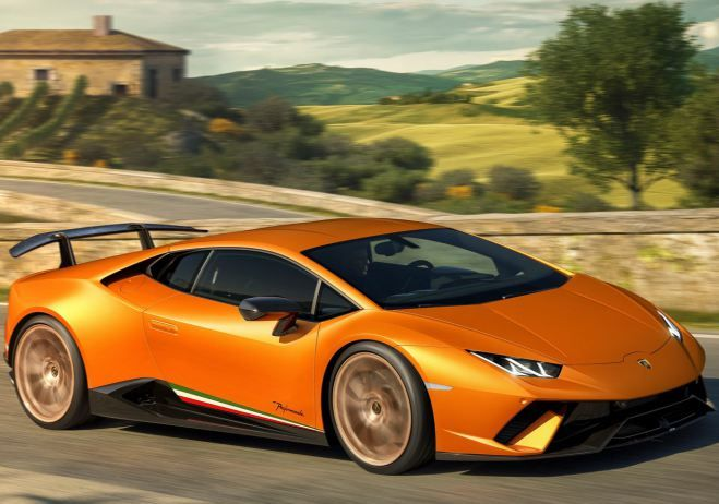 extraordinary 5.2-liter engine will be 640 horsepower at 8,000 rpm as well as 600 lb-ft of torque at 6,500 rpm...2018 Lamborghini Huracan Performante price  #2018LamborghiniHuracanPerformante #2018HuracanPerformante #LamborghiniHuracanPerformante