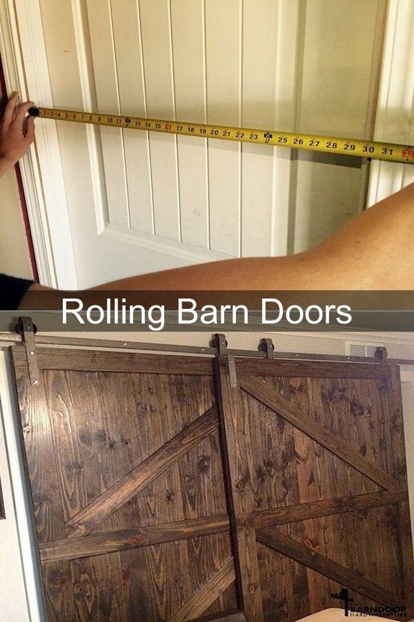 White Barn Doors For Sale Rustic Hardware Barn Doors Sliding Barn Door For Pantry In 2020 Bifold Barn Doors Barn Doors For Sale Barn Door