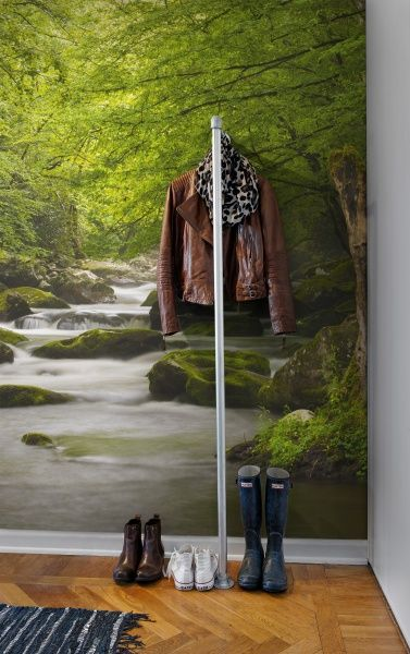 Favorittapet+fra+Rebel+Walls,+Gentle+Flow!+#rebelwalls+#tapeter+#fototapet