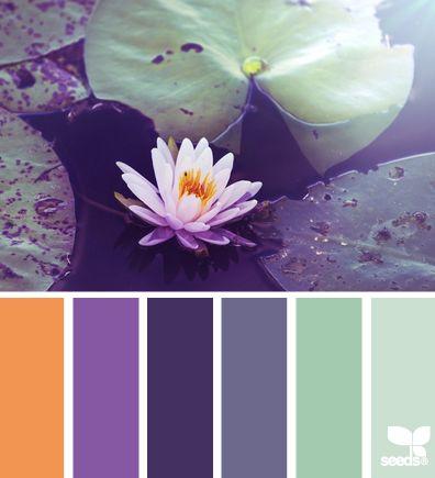floating hues- voor meer kleur inspiratie kijk ook eens op http://www.wonenonline.nl/interieur-inrichten/kleuren-trends-2014/