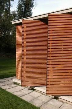Resultado de imagen para como hacer una celosía de madera veneciana