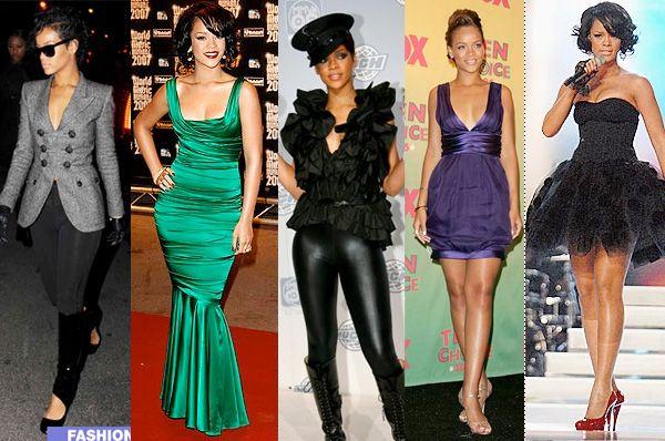 Rihanna fiche physique de r ve taille poids mensurations anatomie et silhouette - Rihanna poids taille ...