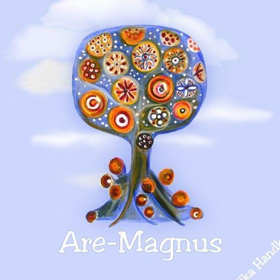 Lebensbaum, personalisierbar mit eigenem kurzen Text ....