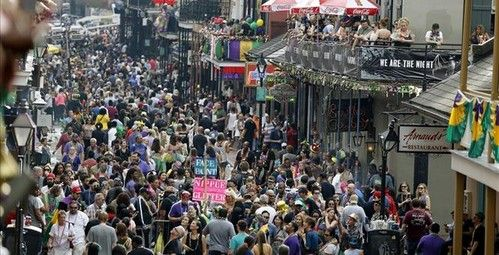 Left Wing New Orleans Mayor Declares War on History Jeff Crouere, It is quite ironic that the liberal Democrat Mayor of New Orleans, Mitch Landrieu, is trying to erase uncomfortable parts of the city's rich history while simultaneously preparing to celebrate the tri-centennial next year. A world-renowned city known for priceless... http://conservativeread.com/left-wing-new-orleans-mayor-declares-war-on-history/