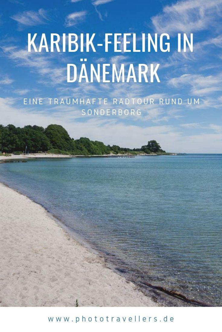Dänemark Fahrradtour: Sønderborg mit Karibik-Feeling