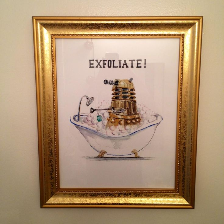 Exfoliate!                                                                                                                                                                                 More