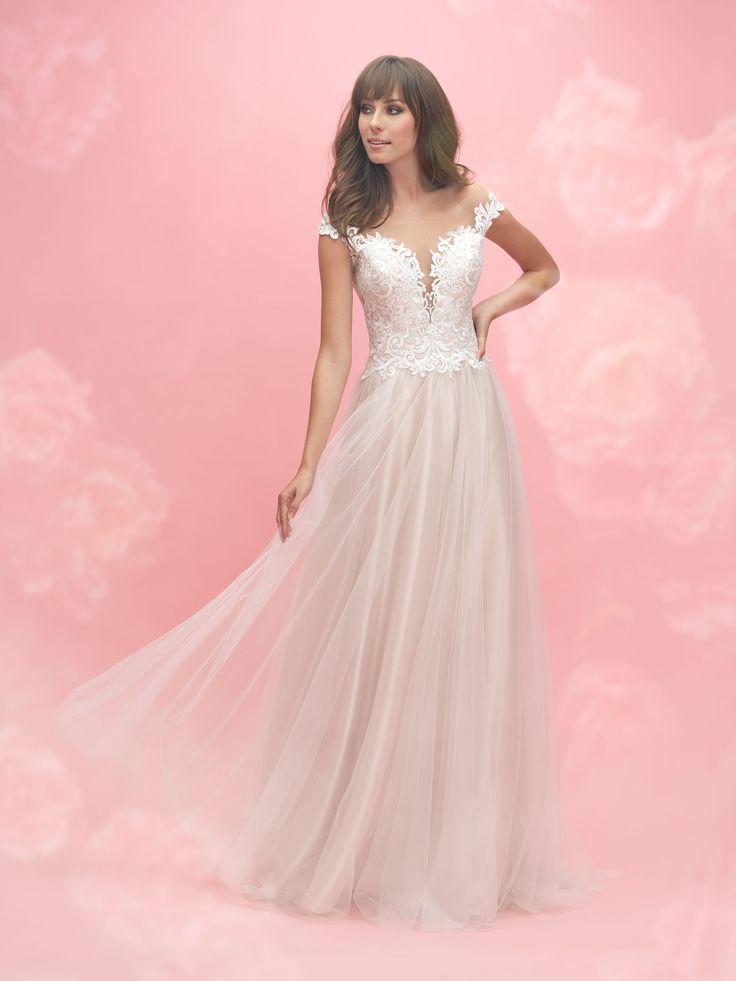 31 best Allure Bridal Wedding Dresses images on Pinterest   Wedding ...