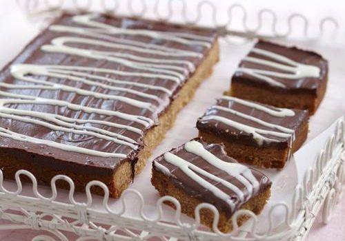 Πανεύκολο σοκολατένιο γλυκό με ινδοκάρυδο και μερέντα