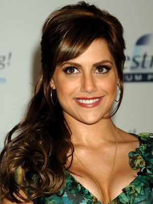 Brittany Murphy....I miss her so and have always said if anyone where to play me in a movie....she would pull it off.