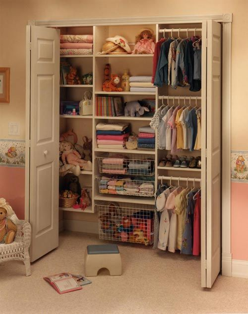 124 Best Chic Organised Closets Reach Ins Images On