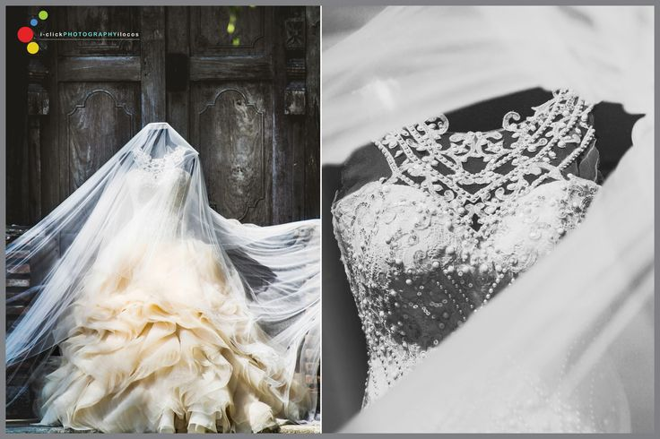 #weddings #iclickphotographyilocos #gowns