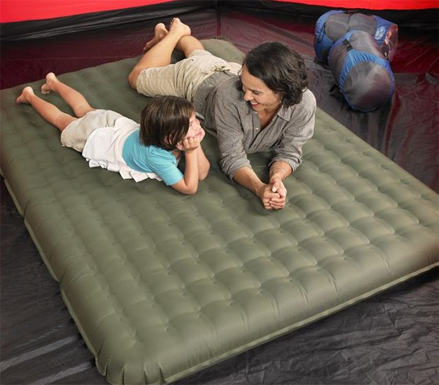 17 best images about amp your camp giveaway on pinterest for Best mattress for lightweight person
