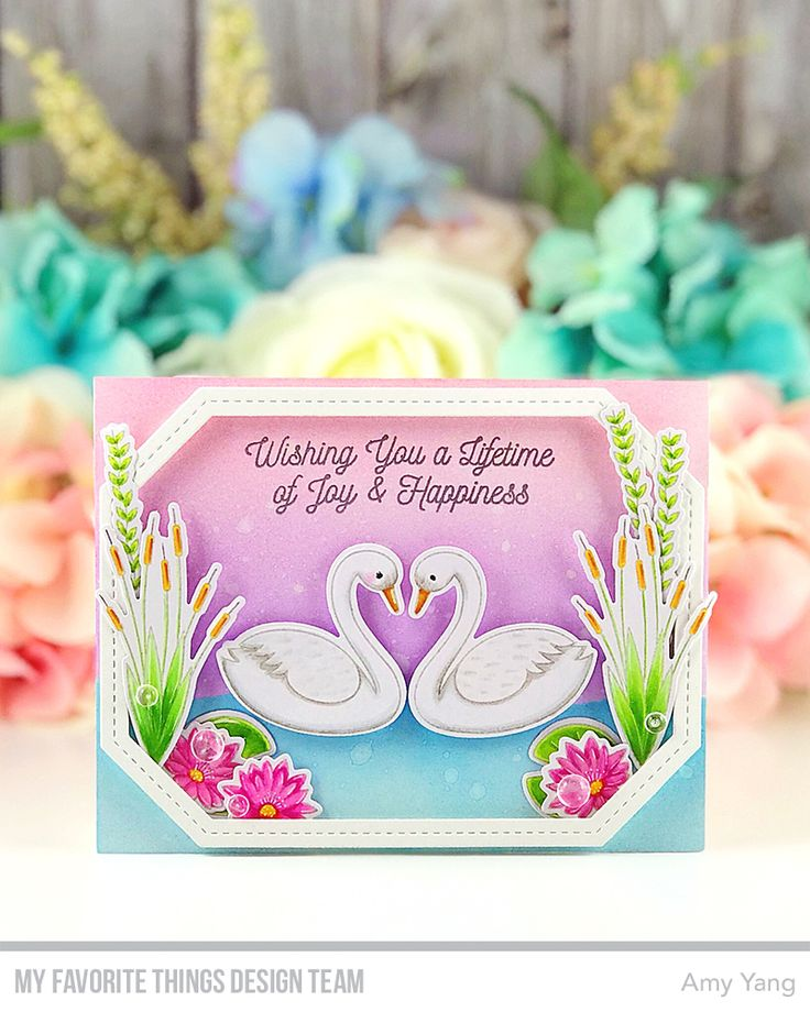 Handcrafted Cards Made With Love: MFT February Release Countdown Day 4!