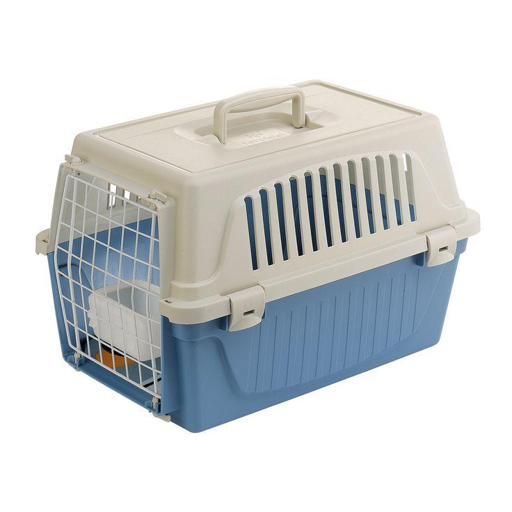 Transportin para Perros y Gatos + Accesorios Ferplast Atlas 10
