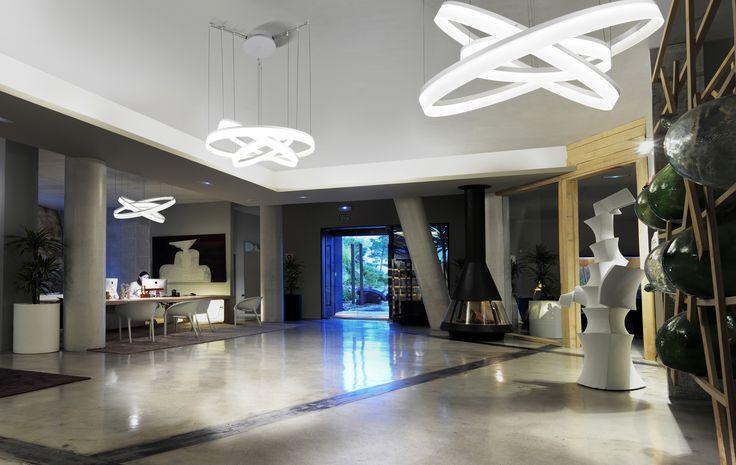 CIRC, Hospitality Lighting catalogue.