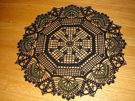 Ravelry crochet doily patterns   Crochet doily