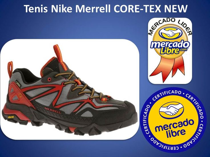 Deportivos Fair Play: Tenis - Zapatos Merrell Core-tex New