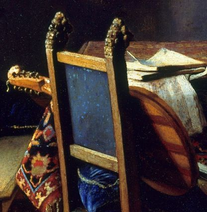 The Glass of Wine, Johannes Vermeer